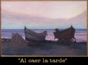 Pintura - Antonio Sánchez Rosales