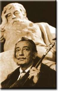 Una muestra recrea «el enigma sin fin» entre Lorca y Dalí