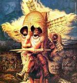 BIBLIOTECA QUIJOTESCA:   Vida de don Quijote y Sancho por Miguel de Unamuno